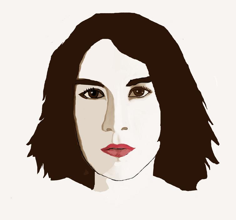 Mimi retrato